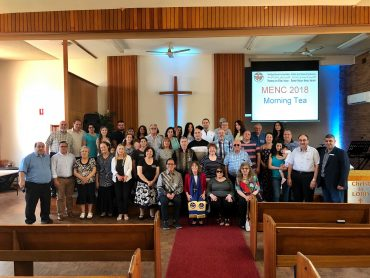 MENC 2018 group picture